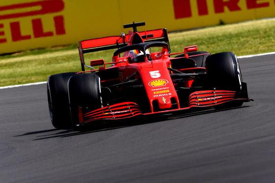 Vettel: Stift dabei, aber nicht für Unterschrift