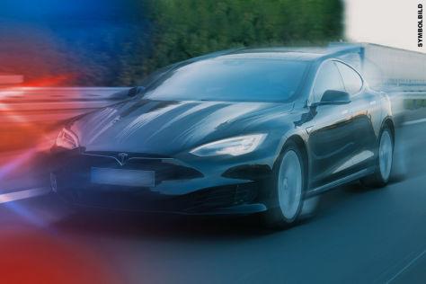 Tesla Model S: Autopilot, Unfall, Crash, Fail