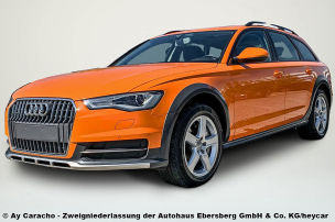Audi A6 allroad exclusive für 34.400 Euro
