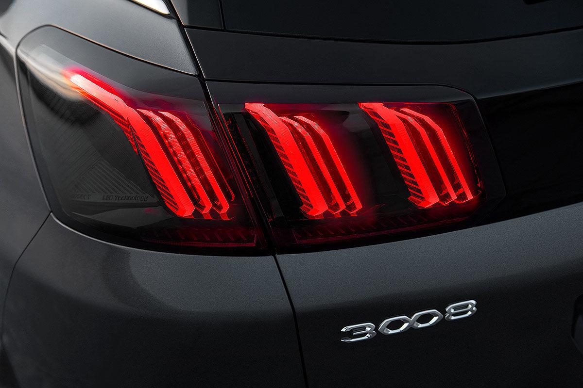 Peugeot 3008 Facelift (2020)