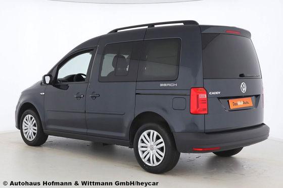 VW Caddy Beach 1.4 TSI: Camper, gebraucht, Preis kaufen