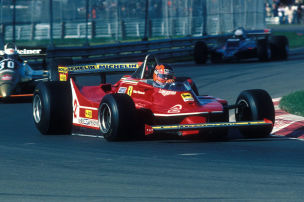Nur 1980 war Ferrari noch schlechter