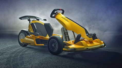 Lamborghini-E-Gokart