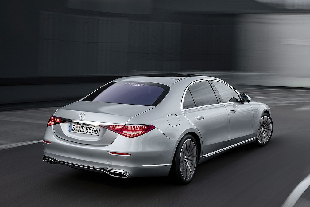 Mercedes S-Klasse !! SPERRFRIST  02. September 2020	14:30 Uhr !!