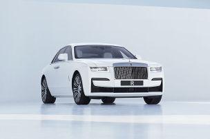 Rolls-Royce legt den Ghost neu auf