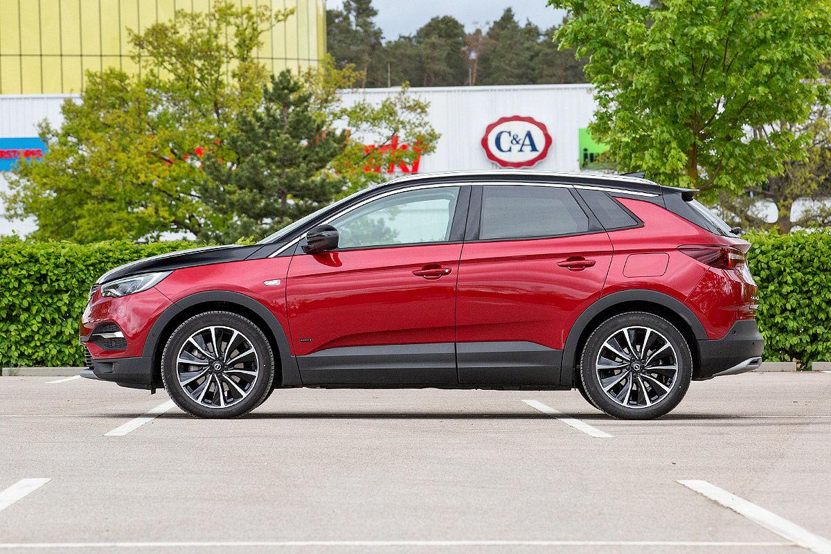Kaufberatung Opel Grandland X