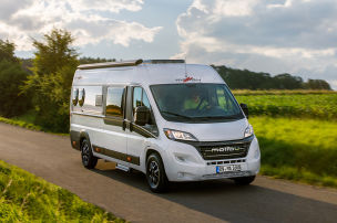 Caravan Salon: Die neuen Campingbusse