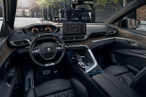 Facelift für das kompakte Familien-SUV Peugeot 5008