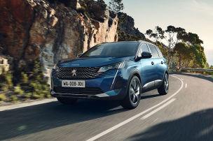 Facelift f�r Peugeots gro�es Familien-SUV