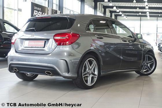 Mercedes-Benz A 250 AMG Line: gebraucht, Preis, kaufen