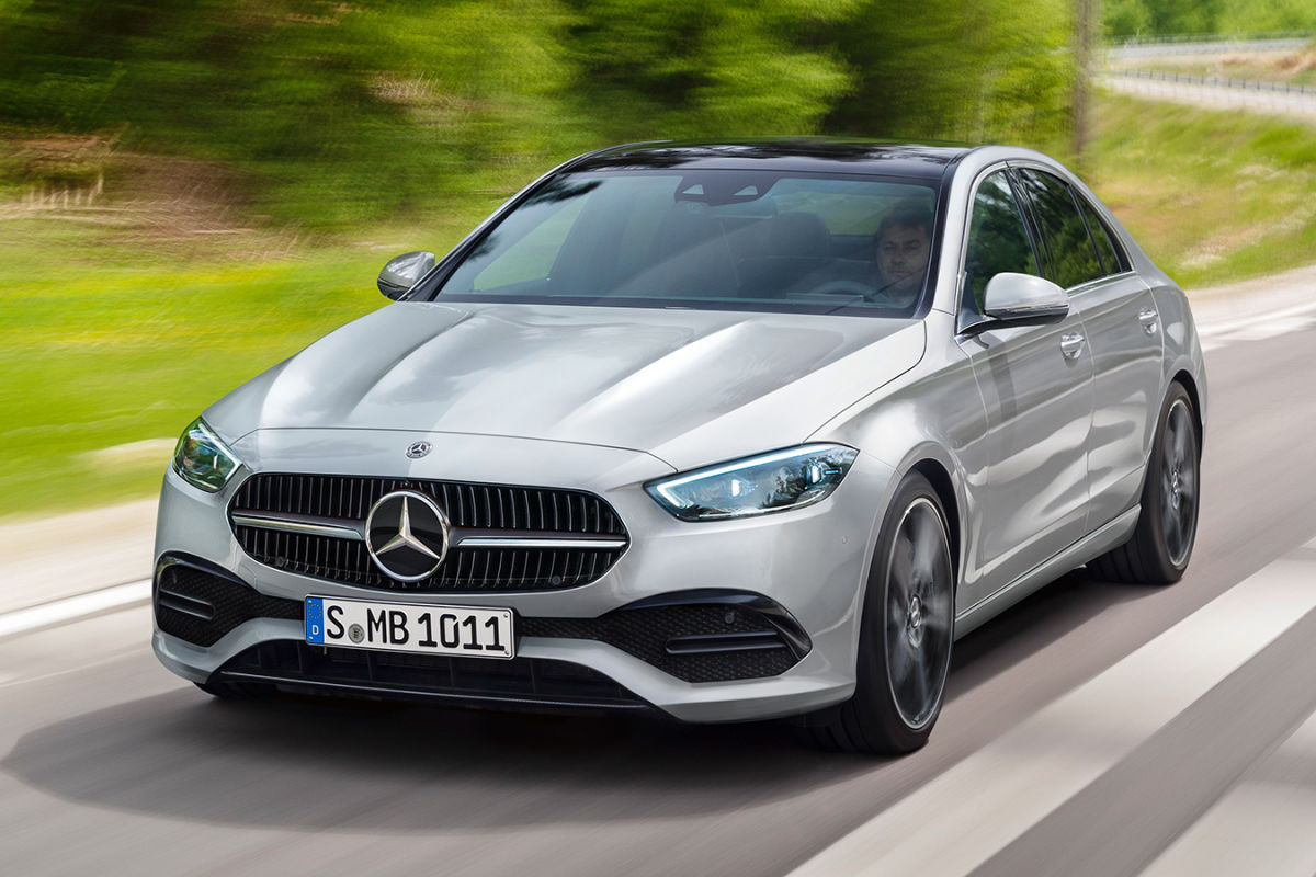 Mercedes C-Klasse Limousine (2021): Neuvorstellung ...
