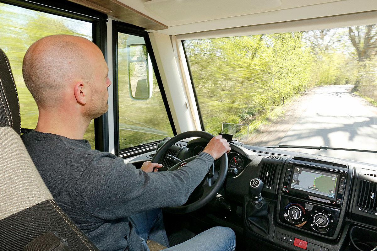 Wohnmobil-Test Knaus Live I 650 MEG