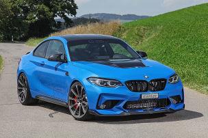 BMW M2 CS mit bis zu 550 PS