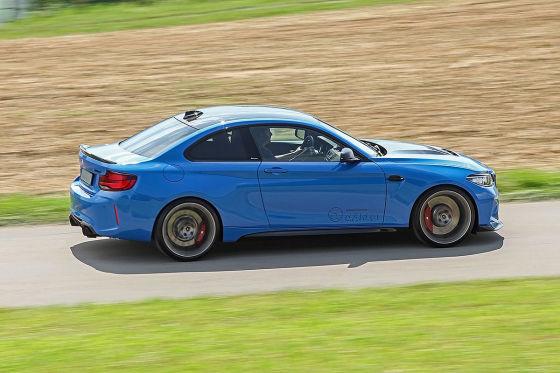 BMW M2 CS mit noch mehr Power