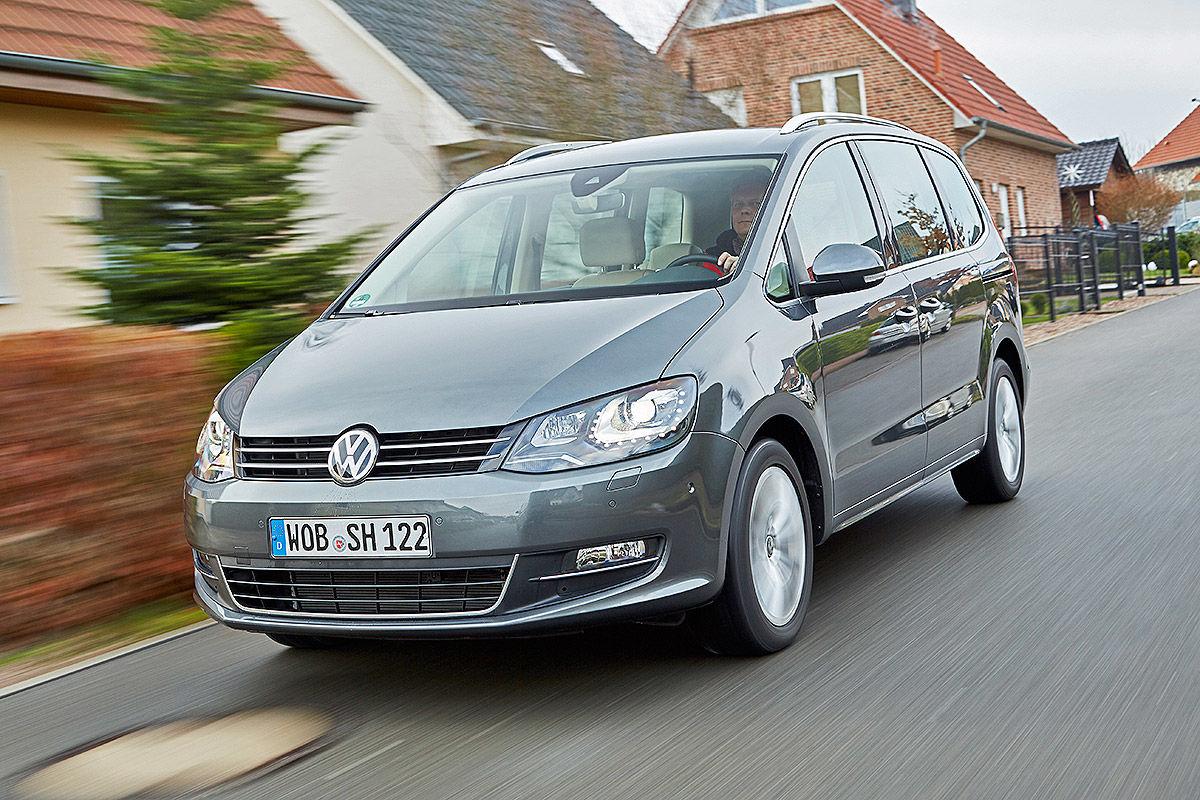 VW Sharan 2.0 TDI BMT