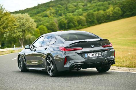 BMW M8 Tuning: AC Schnitzer Power- und Body-Kit