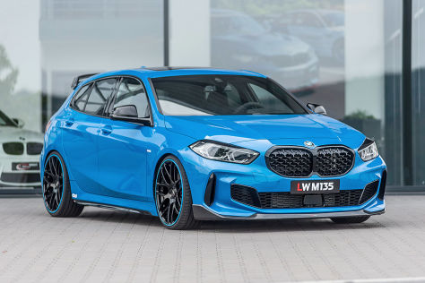 BMW 1er Tuning: Lightweight LW M135