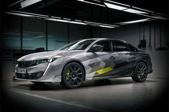 So wild könnte der Opel Insignia als Lotus Insignia sein!