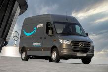 Transporter mit Elektroantrieb: ökologischer liefern