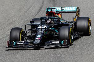 Hamilton verspricht noch mehr Rennpace!