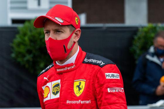 Vettel denkt schon an die Zukunft - ohne ihn?