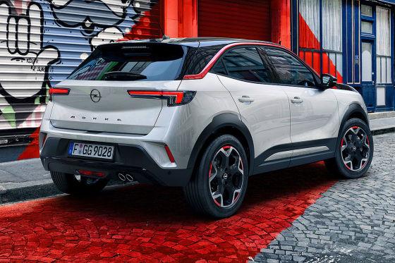 Das sind die Verbrenner für den neuen Opel Mokka