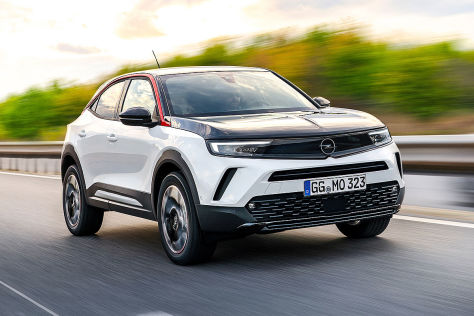 Opel Mokka Ii 2020 2021 Antriebe Preis Suv Der Neue Opel Mokka Kommt Auch Als Diesel Und Benziner