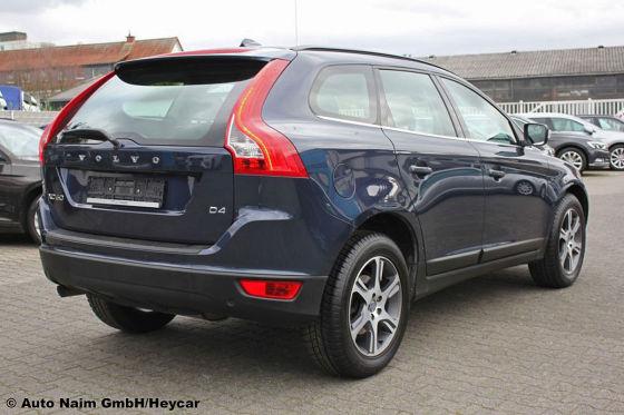 Gepflegtes Volvo-SUV mit Diesel-Power zum absoluten Schnäppchenpreis!