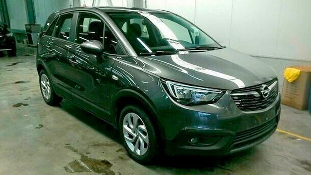Junger gebrauchter Opel Crossland X unter 14.000 Euro