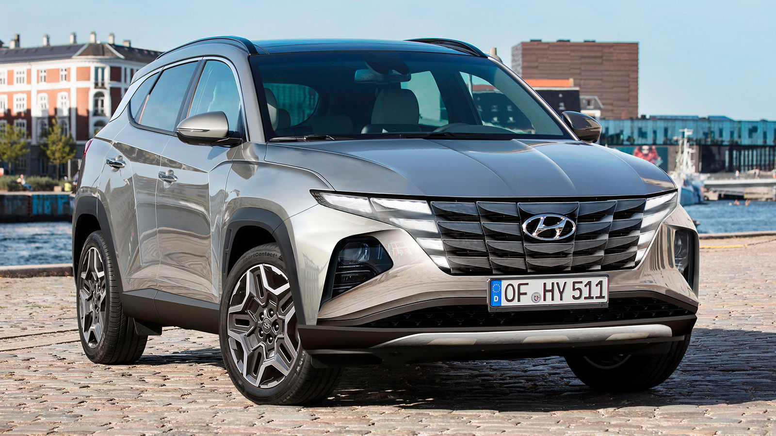 2020 Hyundai Tucson Specs and Review