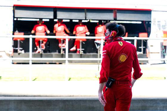 Ferrari bleibt hart bei Copygate