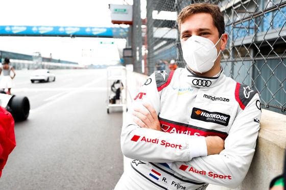 Heimsieg für Audis Holländer