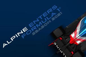 Alpine �bernimmt Renault-Team