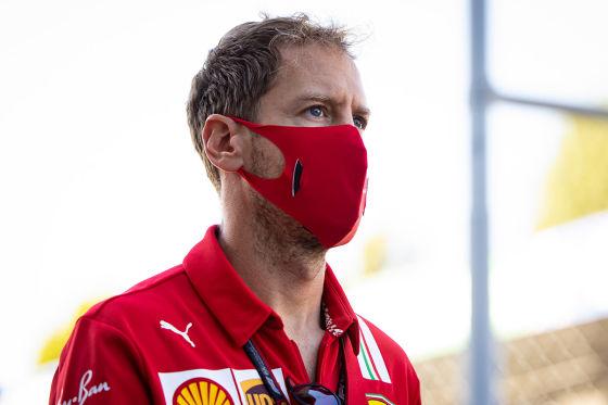 Vettel raus mit Bremsversagen