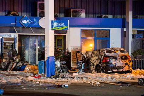 VW Golf 4: Unfall, Crash, Alkohol