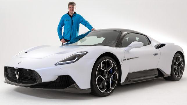 Neuer Mittelmotor-Sportler von Maserati