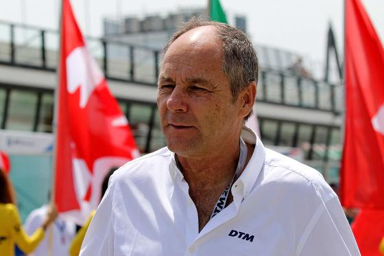 DTM-Boss Gerhard Berger