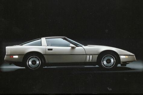 Chevrolet Corvette C4 (1993):