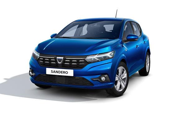 Dacia gibt ersten Vorgeschmack auf den neuen Sandero und Logan