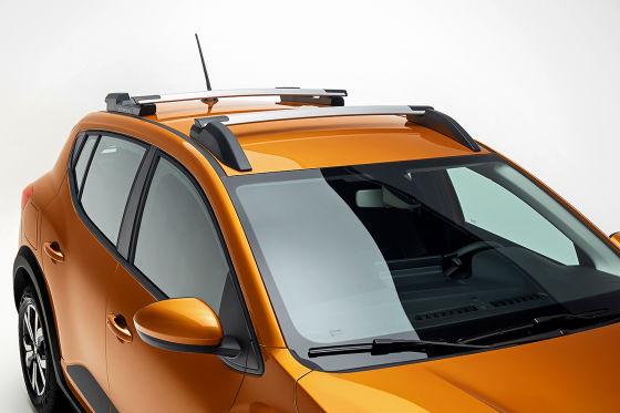 Im neuen Dacia Sandero wird das Smartphone zum Infotainment