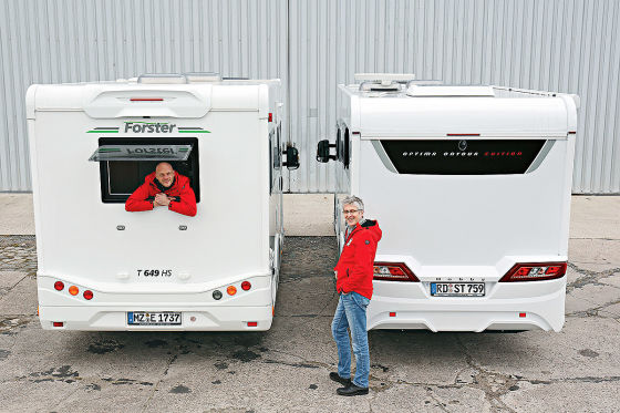 Forster T 649 HS, Hobby Optima Ontour Edition