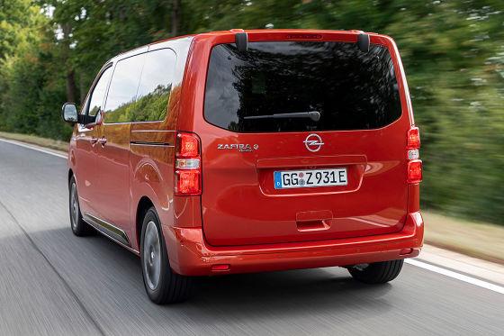 Elektrischer Opel Zafira-e Life: Das kostet er, so fährt er sich