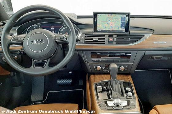 Audi A6 Avant mit Mega-Ausstattung und 320-PS-Diesel