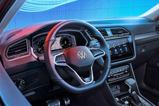 VW baut den Tiguan als Coupé – aber das SUV wird es nur in China geben