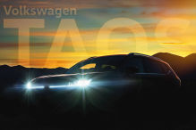 VW Kompakt-SUV (2020): Teaser, USA