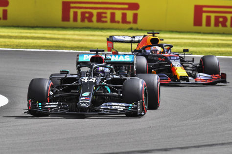 Formel 1: Red-Bulls Fahrerpaarung