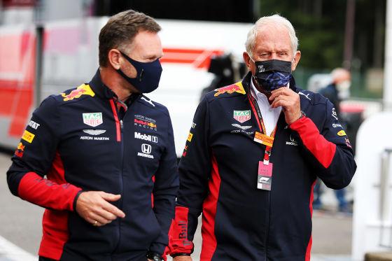Hamiltons Meinung interessiert bei Red Bull nicht