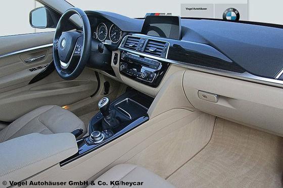 Günstiger BMW 3er Touring und gerade mal 43.000 km gelaufen!