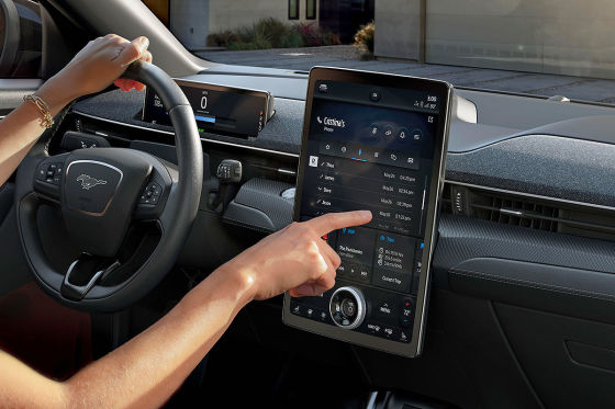Fords hat ein neues Infotainment, das lernt die Routinen des Fahrers
