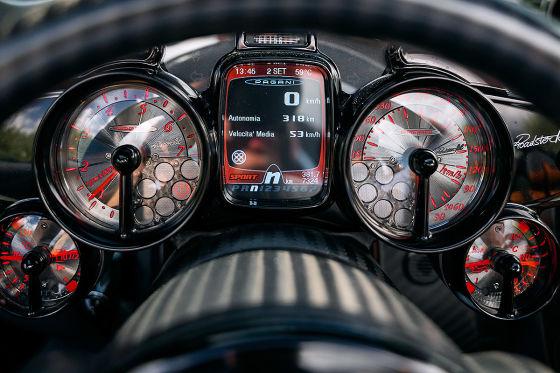 Testfahrt im über 3,2 Millionen Euro teuren Pagani Huayra Roadster BC